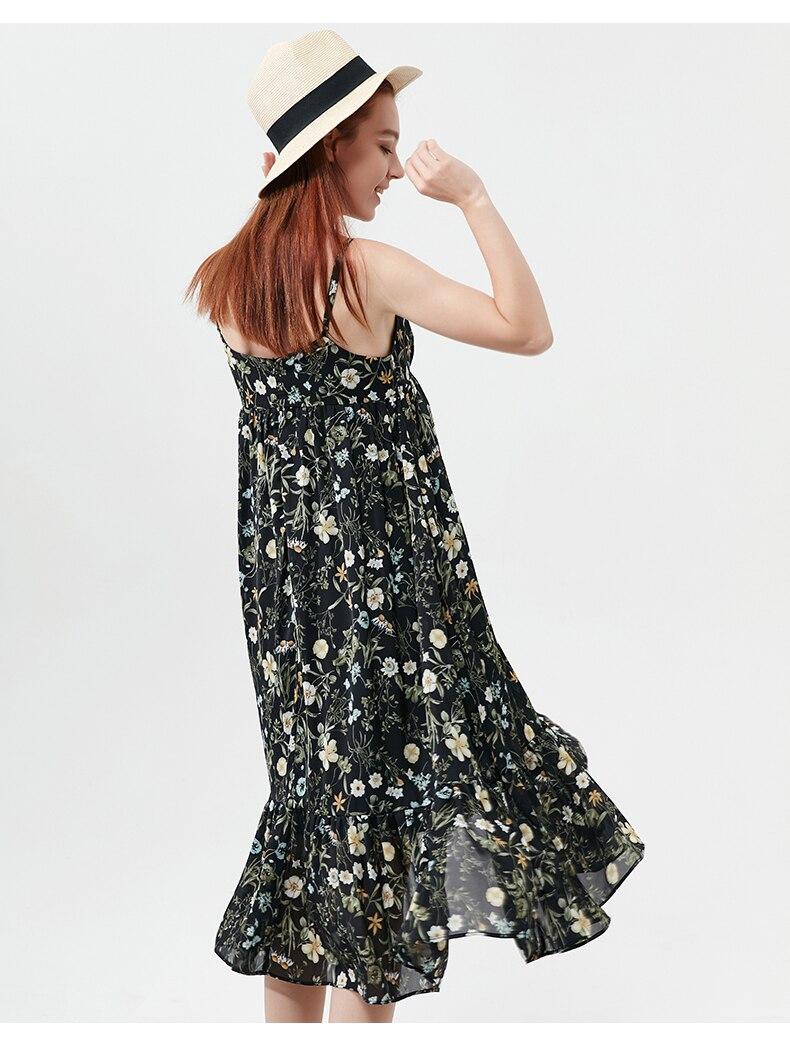 Women's Chiffon Dress